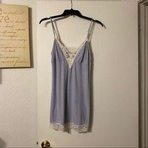 Victoria's Secret Soft Lace Trim Chemise